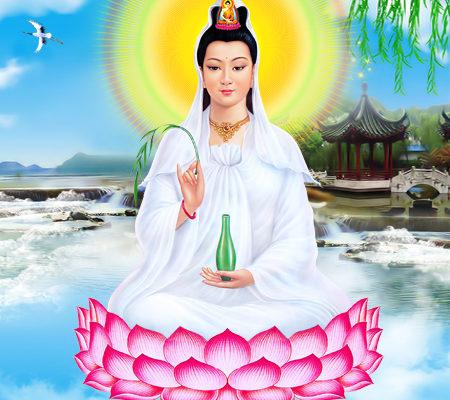 Phật Quan Âm Bồ Tát