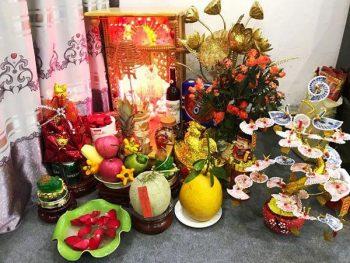 Những lễ vật không thể thiếu trên bàn thờ thần tài | Bạn không nên bỏ lỡ